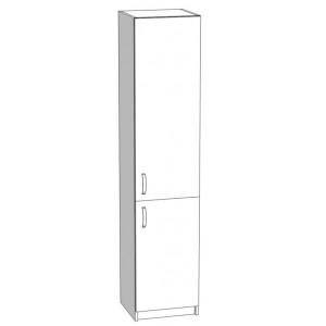 Шкаф пенал закрытый.